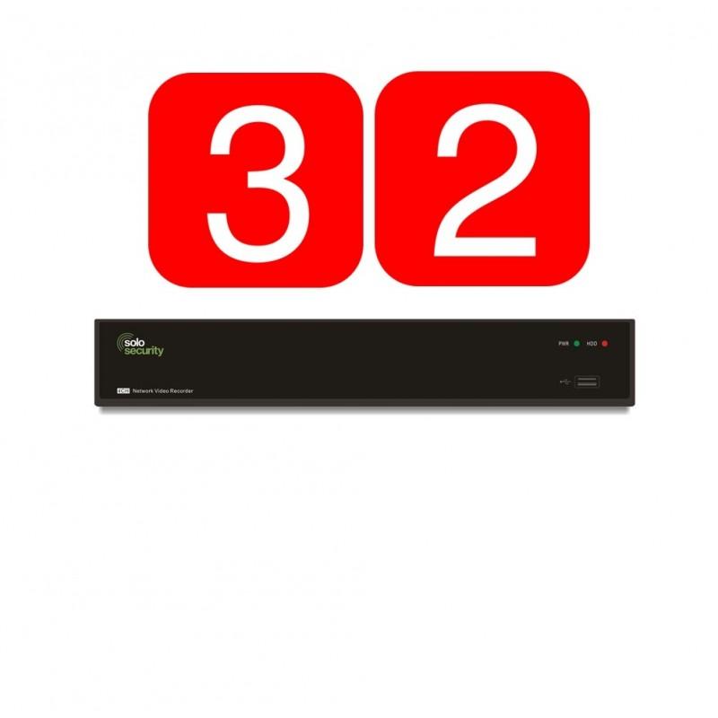 SL-NVR5032KR-E-H265